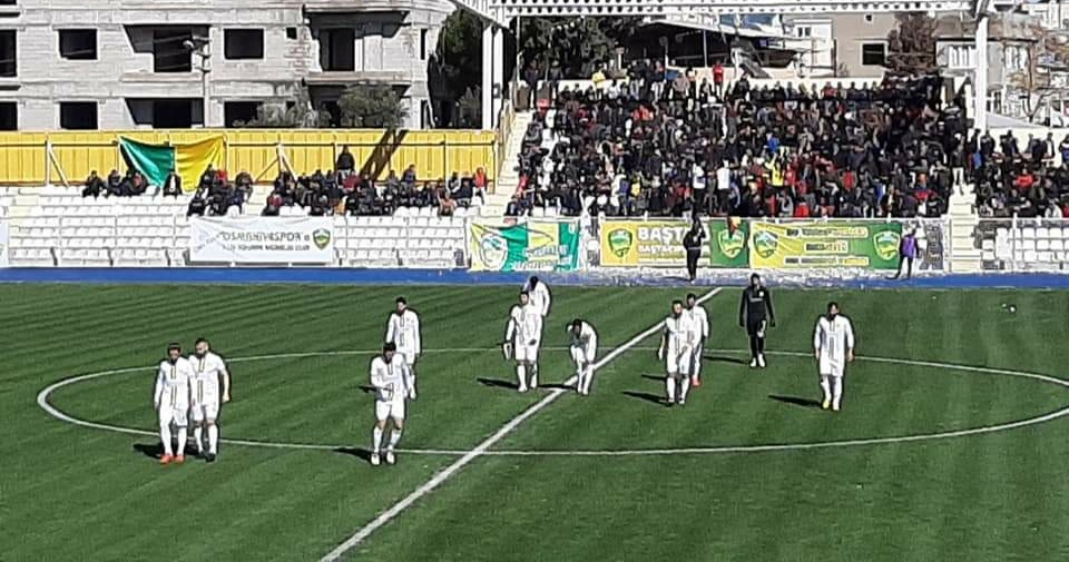 Osmaniyespor 2-1 Batman Petrolspor